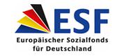ESF - Europ�ischer Sozialfonds f�r Deutschland